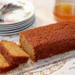 עוגת דבש רכה ועסיסית