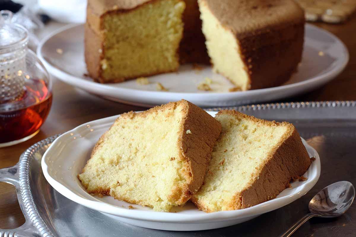 עוגת טורט תפוזים