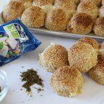 כדורי בייגלה ירושלמי ממולאים גבינות