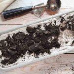 גלידת עוגיות אוראו ללא מכונה