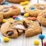 עוגיות עדשים ושוקולד חלב