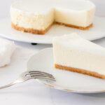 עוגת גבינה שמנת אפויה
