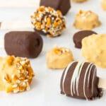 גלידוניות בננה שוקולד